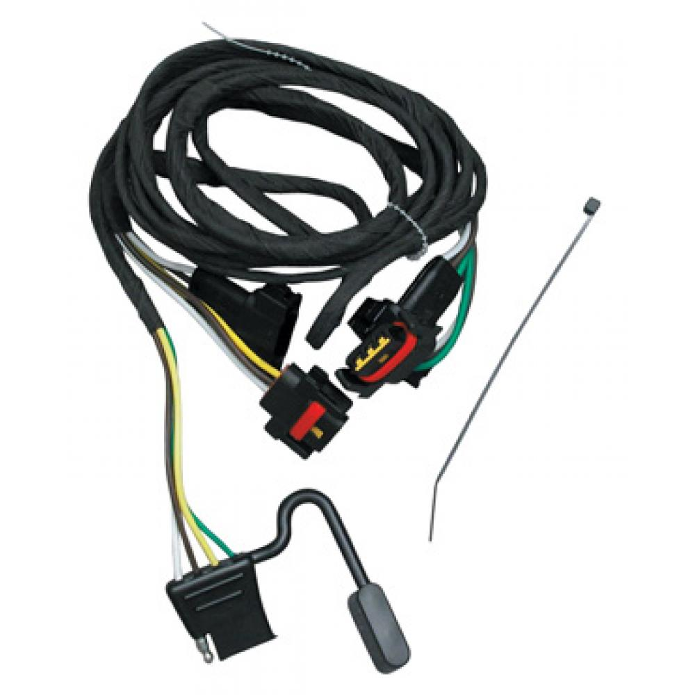 trailer wiring harness kit for 91-95 chrysler town country dodge caravan  grand caravan plymouth grand