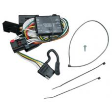 Trailer Wiring Harness Kit For 96-00 Chrysler Town Country Dodge Caravan Grand Plymouth Voyager 98-03 Durango