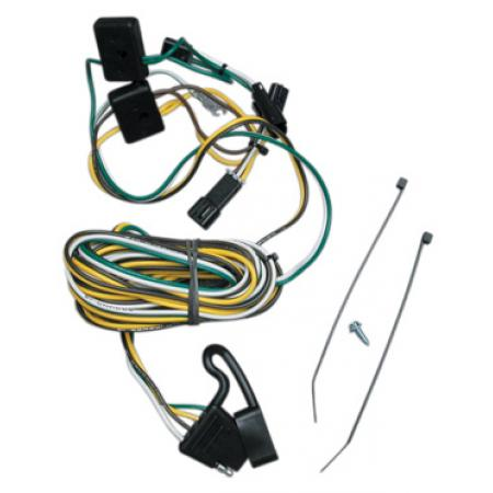 Trailer Wiring Harness Kit For 87-95 Chevy G10 G20 G30 GMC G1500 G2500 G3500 Van