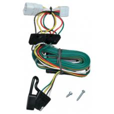 Trailer Wiring Harness Kit For 97-01 Jeep Cherokee All Styles