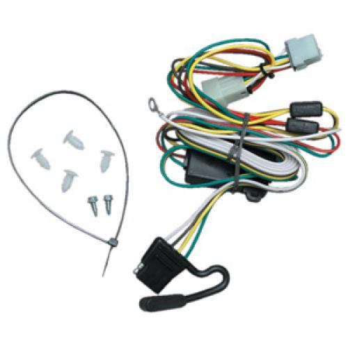 trailer wiring harness kit for 97 05 chevy venture 99 09 pontiac rh trailerjacks com 2004 chevy venture trailer wiring