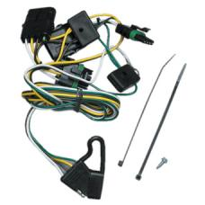 Trailer Wiring Harness Kit For 91-97 Jeep Wrangler --(1997 TJ Canada Only)--