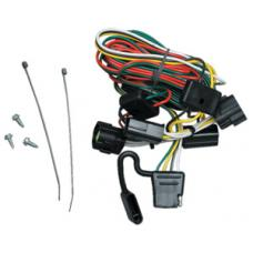 Trailer Wiring Harness Kit For 98-02 Honda Passport 98-00 Isuzu Amigo 98-04 Rodeo 01-03 Rodeo Sport