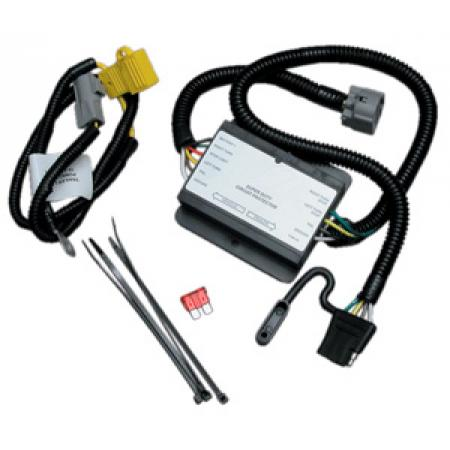 Trailer Wiring Harness Kit For 2000 Toyota Tundra All Styles Plug and Play