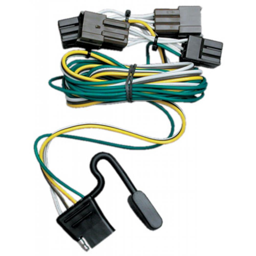 Trailer Wiring Harness Kit For 00-03 Ford Taurus Mercury Sable SedanTrailerJacks.com