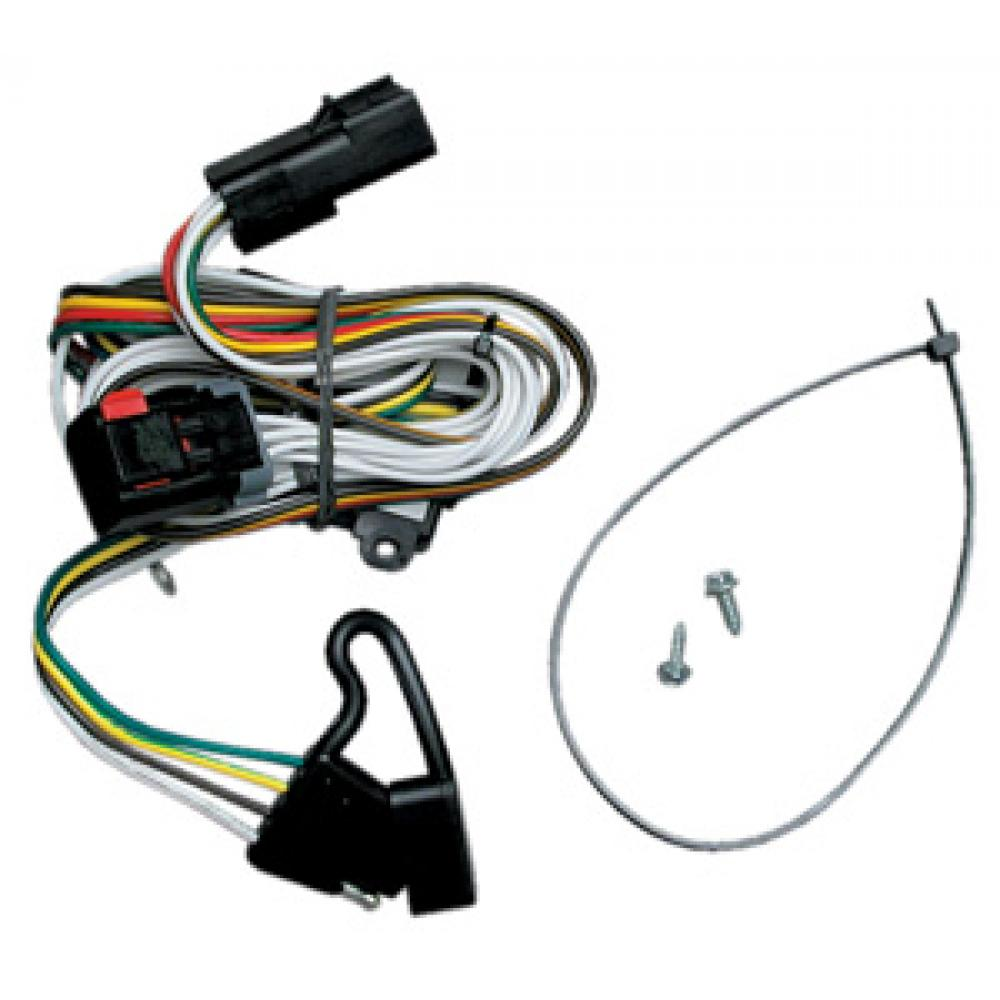 Trailer Wiring Harness Kit For 01