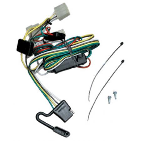 Trailer Wiring Harness Kit For 95-04 Toyota Tacoma 89-95 Toyota Pickup Except T-100