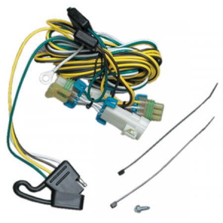 Trailer Wiring Harness Kit For 02-07 Buick Rendezvous 01-05 Pontiac Aztek