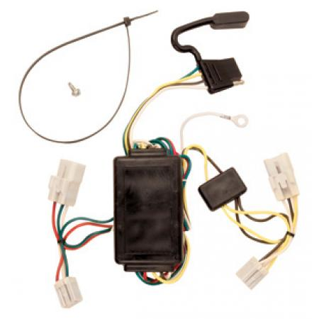 Trailer Wiring Harness Kit For 00-02 Toyota Echo 03-08 Matrix All Styles