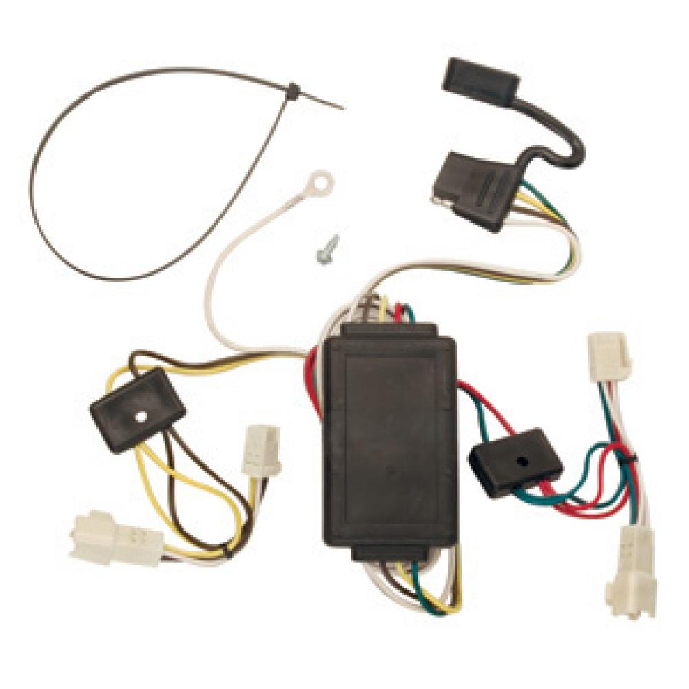 Trailer Wiring Harness Kit For 2003 Toyota Corolla All Styles