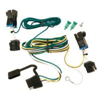 Trailer Wiring Harness Kit For 03-21 Chevy Express 03-18 GMC Savana 1500 2500 3500