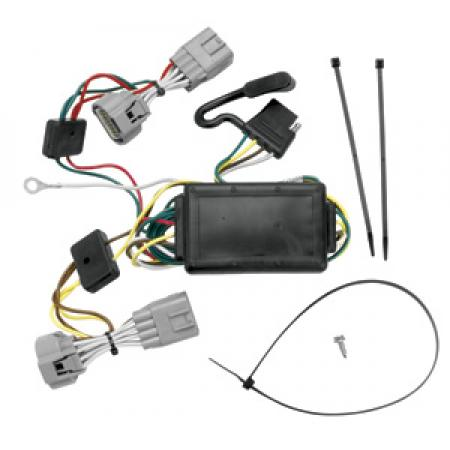 Trailer Wiring Harness Kit For 05-06 Jeep Grand Cherokee All Styles