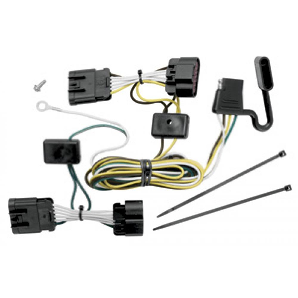 Hoppy 11141175 Plug In Simple Trailer Hitch Wiring Kit Ebay | Index on 4 pin to 7 pin trailer wiring, 13 f250 7 pin wire harness, 4 pin cable, 4 pin trailer wiring connectors, 4 pin trailer controller, 4 pin trailer wiring problems, ford fiesta trailer hitch light harness,
