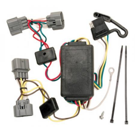 Trailer Wiring Harness Kit For 06-08 Honda Ridgeline All Styles