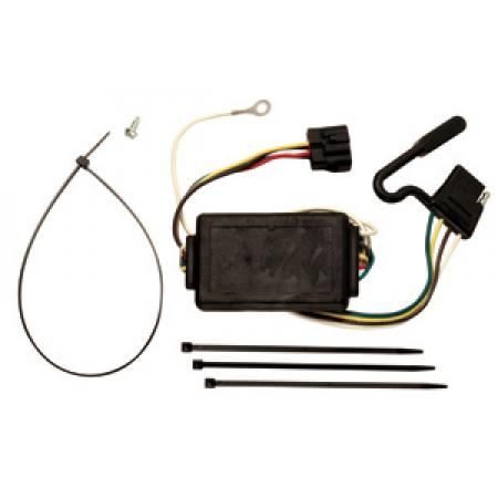 Trailer Wiring Harness Kit For 05-10 KIA Sportage 6 Cyl. Plug and Play