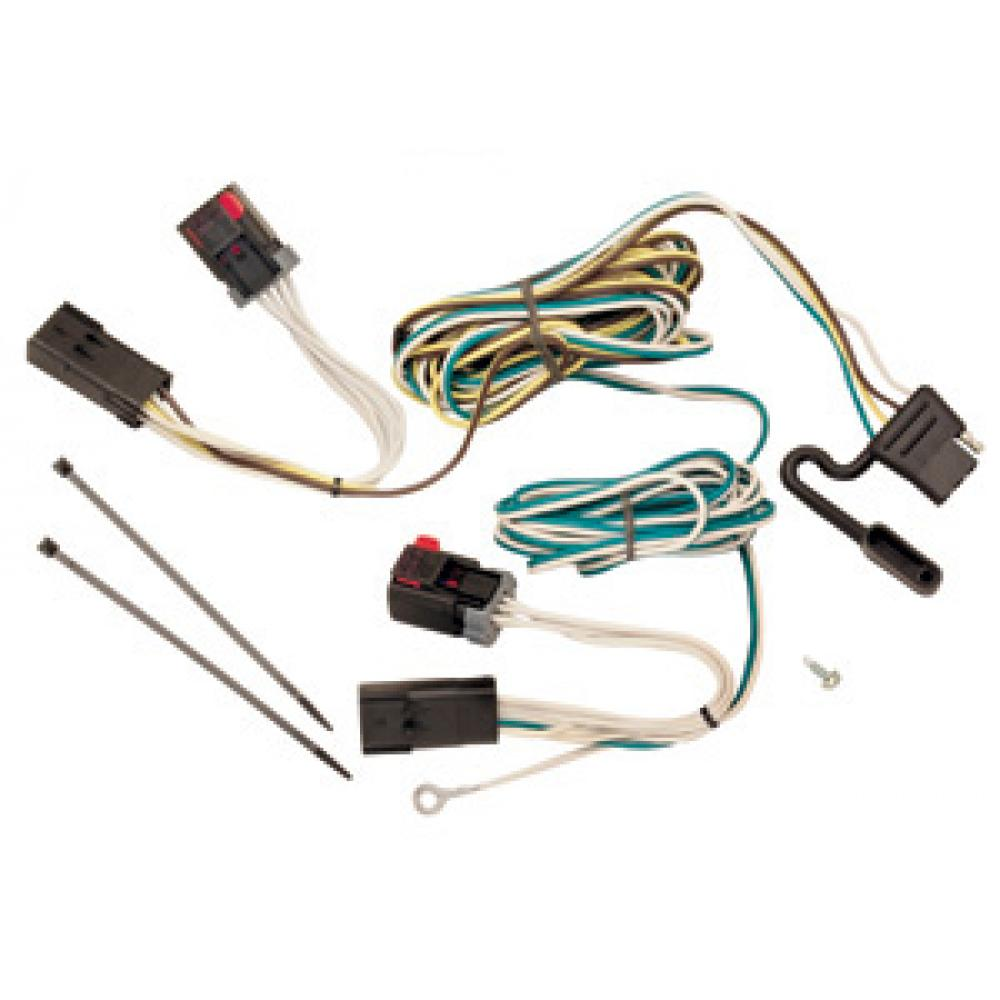 dodge trailer wiring connector trailer wiring harness kit for 05 07 chrysler 300 08 14 challenger  trailer wiring harness kit for 05 07