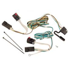 Trailer Wiring Harness Kit For 05-07 Chrysler 300 08-14 Challenger 06-10 Charger