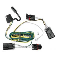 Trailer Wiring Harness Kit For 05-10 Chevy Cobalt 2008 Sport 06-11 HHR 08-10 HHR SS 07-09 Pontiac G5