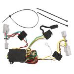 01-07 Toyota Highlander 06-11 Hyundai Azera Trailer Wiring Light Harness Plug Kit