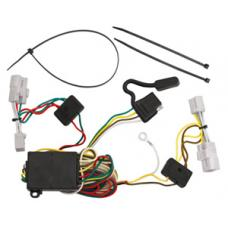 Trailer Wiring Harness Kit For 06-11 Hyundai Azera 01-07 Toyota Highlander Except Hybrid