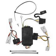 Trailer Wiring Harness Kit For 07-12 Hyundai Santa Fe 10-13 KIA Forte 4 Dr. Sedan