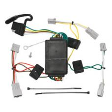 08-12 Honda Accord 06-15 Civic 07-13 Fit 04-13 Mazda 3 Galant TSX Trailer Wiring Light Harness Plug Kit