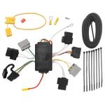 05-07 Ford Escape Trailer Wiring Light Harness Plug Kit