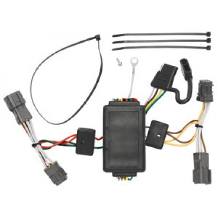 Trailer Wiring Harness Kit For 07-12 KIA Rondo 10-18 Soul without LED Taillights