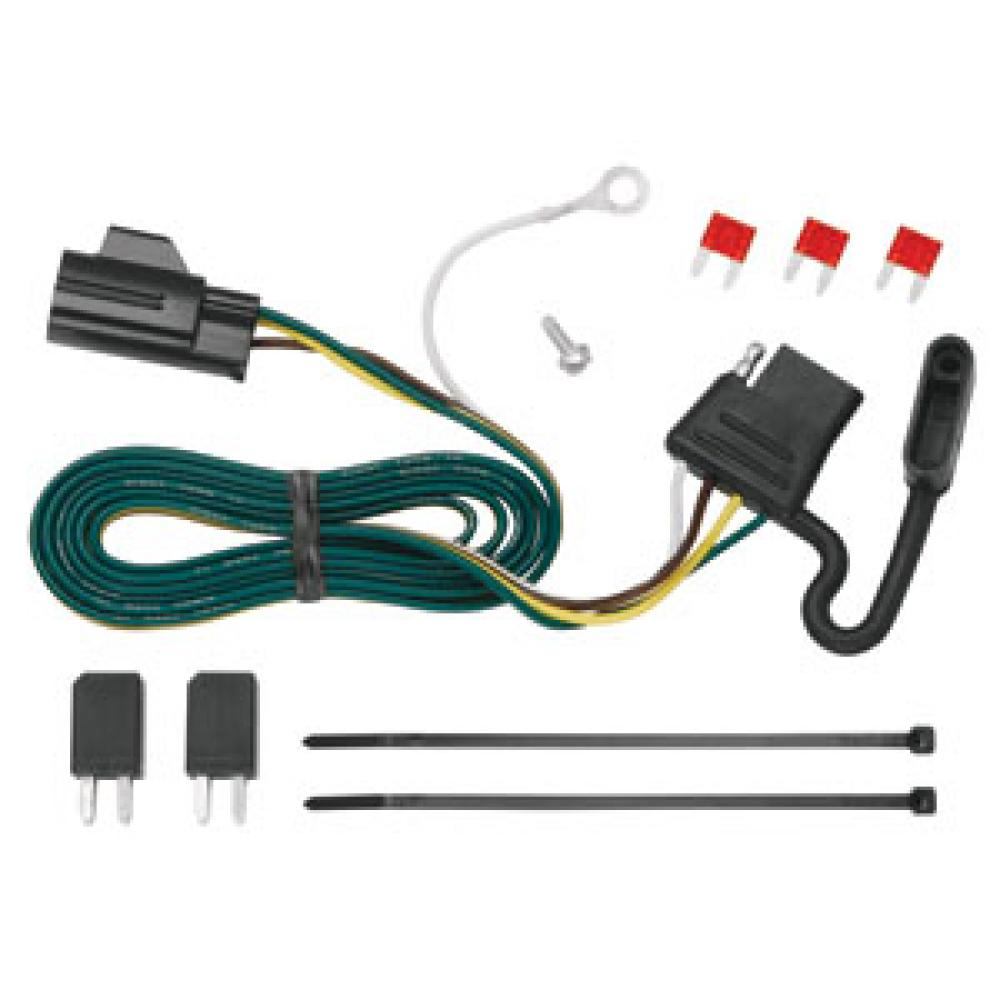 trailer wiring harness kit for 07-09 chevy equinox pontiac torrent suzuki  xl-7