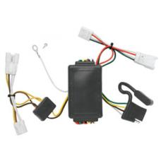 Trailer Wiring Harness Kit For 07-10 Hyundai Elantra 06-09 Hyundai Sonata 09-10 KIA Optima
