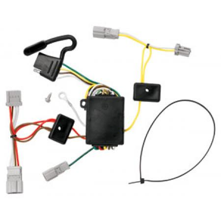 Trailer Wiring Harness Kit For 06-07 Honda Accord 2 Dr. Coupe