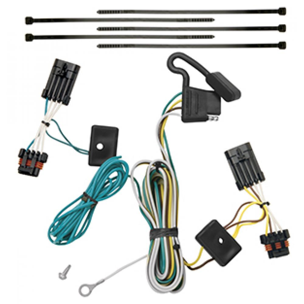 Trailer Wiring Harness Buick - Wiring Diagrams on