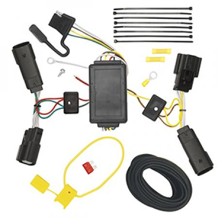 Trailer Wiring Harness Kit For 10-17 Lincoln MKT All Styles