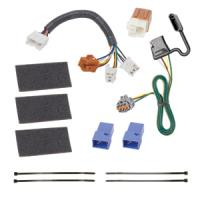 Trailer Wiring For 05-17 Nissan Frontier 05-15 Xterra 05-12 Pathfinder 09-12 Suzuki Equator Light Harness Plug Kit