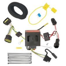Trailer Wiring Harness Kit For 11-16 KIA Sportage All Styles