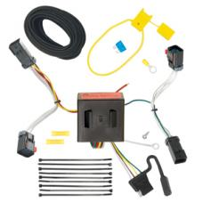 11-17 Jeep Compass Trailer Wiring Light Harness Plug Kit