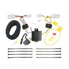 Trailer Wiring Harness Kit For 12-17 Hyundai Accent 4 Dr. Sedan