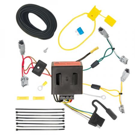 Trailer Wiring Harness Kit For 13-16 Mazda CX-5 All Styles