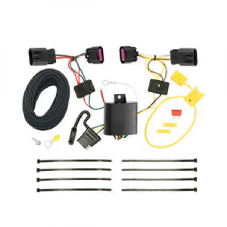 Trailer Wiring Harness Kit For 12-17 Buick Verano All Styles