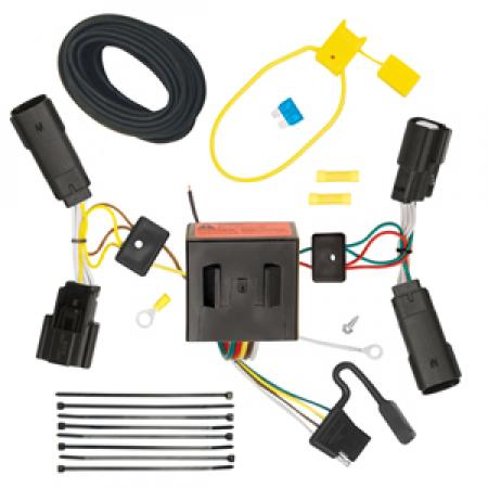 Trailer Wiring Harness Kit For 13-16 Ford Escape All Styles