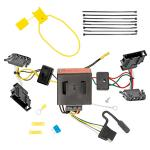 11-17 Volkswagen Jetta Sedan Trailer Wiring Light Harness Plug Kit