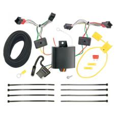 Trailer Wiring Harness Kit For 13-15 Chevy Spark All Styles
