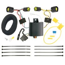 Trailer Wiring Harness Kit For 10-13 Ford Transit Connect All Styles