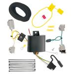 Trailer Wiring Harness Kit For 14-20 Chevrolet Impala except Limited