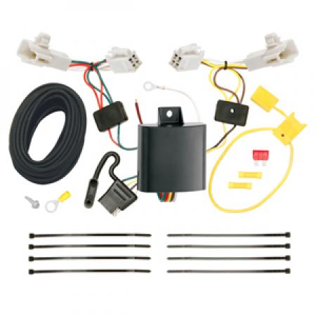 Trailer Wiring Harness Kit For 13-14 Lexus GS350 2013 GS450h All Styles