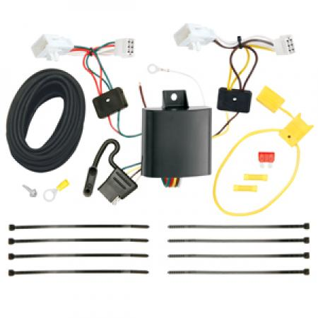 Trailer Wiring Harness Kit For 09-13 Lexus IS250 09-14 IS350 All Styles