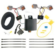 14-17 Ford Transit Connect Trailer Wiring Light Harness Plug Kit
