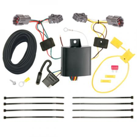 Trailer Wiring Harness Kit For 10-19 KIA Soul All Styles