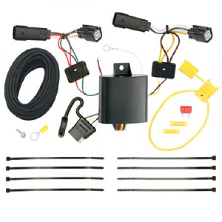 Trailer Wiring Harness Kit For 14-17 Buick Regal All Styles