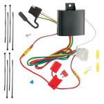 13-15 Honda Corsstour Trailer Wiring Light Harness Plug Kit